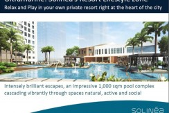 Solinea Resort Condominium - (AYALA LAND)