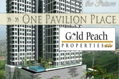 ONE PAVILION PLACE - GOLD PEACH PROPERTIES