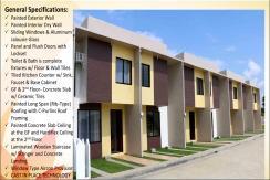 Sunberry Homes Sudtunggan - P2.4M-P2.7M - Basak-Sudtunggan