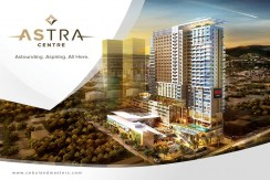 Astra Center Condominium in Mandaue City - Cebu Landmaster