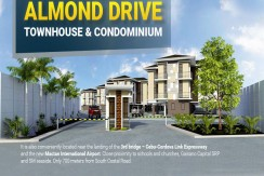 Almond Drive - PrimaryHomes - P3.3M - Tangke, Talisay City