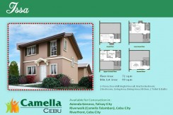 Camella Riverwalk - Camella -P1M-P6.3M - Pit-os, Cebu City
