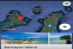 Lot for Sale in Sta Fe Bantayan Island,Cebu Province