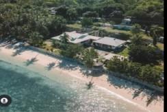 Nice Beach Front Villa For Sale Alcoy South of Cebu