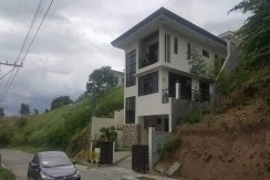 House and Lot for Sale in Kishanta Subdivision Talisay City