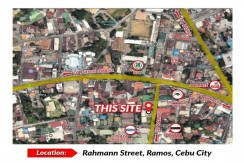 Lot for Sale in Rahman Street Cebu City