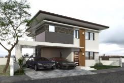 House and Lot in Corona del Mar Subdivision Talisay Cebu