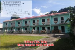House and Lot for Sale Fairchild Town in Tabunok Talisay City