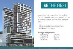 BE Residences - Benedict Ventures - Lahug, Cebu