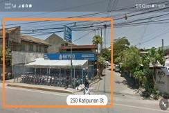 Prime lot for Sale along Katipunan St Cebu City